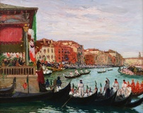 The Gondola Race